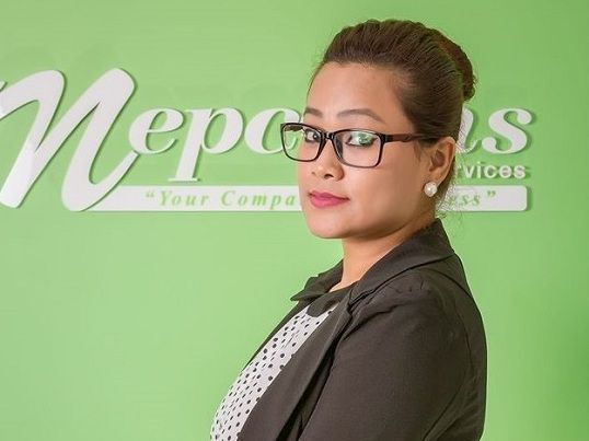 Roshani Kayastha - Marketing & Counselor, Nepcoms Services Sydney