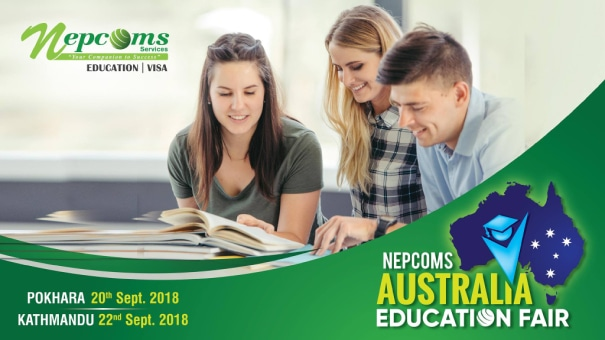 NEPCOMS AUSTRALIA EDUCATIONAL FAIR 2018